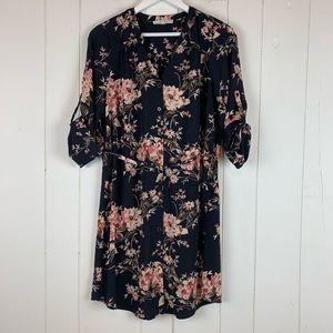 41 Hawthorne Dress Stitch Fix Medium Floral